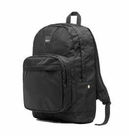HUF HUF, CANVAS UTILITY BACKPACK, BLACK