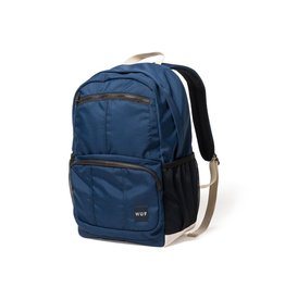 HUF HUF, TRUANT BACKPACK, NAVY