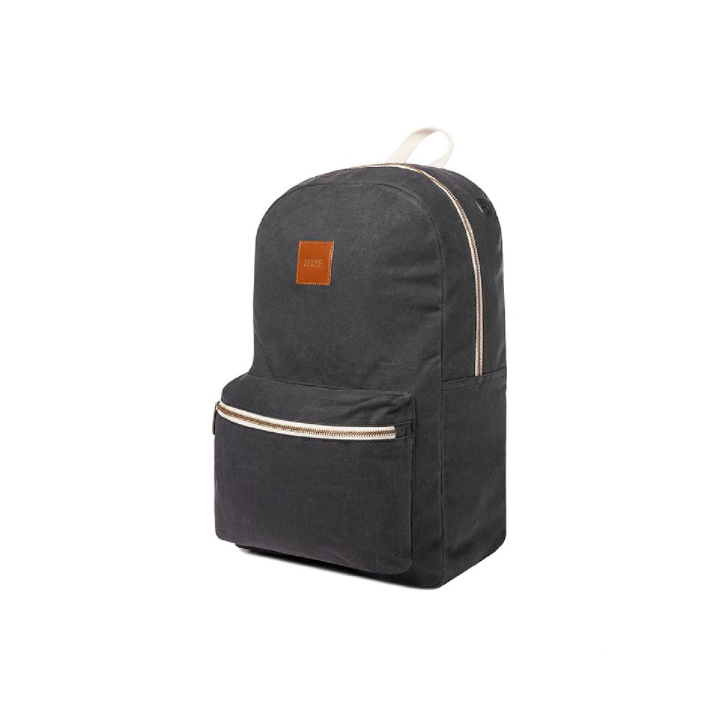 HUF HUF, WEEKEND BACKPACK, BLACK