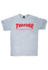 Thrasher THRASHER SKATE MAG T-SHIRT GREY