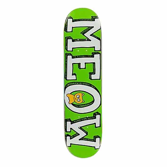 MEOW Decks Meow Skateboards Logo 7.5