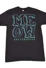 MEOW Meow Skateboards Stacked Logo