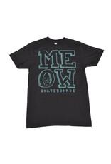 MEOW Meow Skateboards Stacked Logo