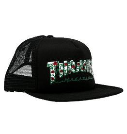 Thrasher THRASHER THRASHER ROSES MESH HAT BLACK