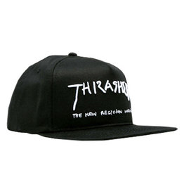 Thrasher THRASHER NEW RELIGION SNAPBACK BLACK