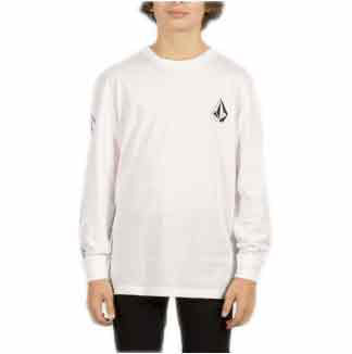 VOLCOM VOLCOM DEADLY STONE BSC YOUTH LS