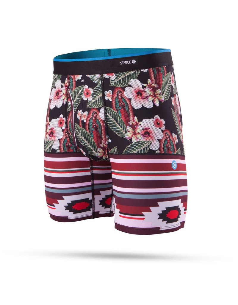 STANCE STANCE, UNDERWEAR, FITTED BOXER, OUR LADY ALOHA, MULTI, M