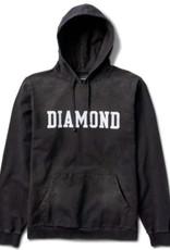 DIAMOND DIAMOND, DREXEL HOODIE, BLACK