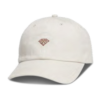 DIAMOND DIAMOND, MICRO BRILLIANT SPORTS HAT HO17, CREAM