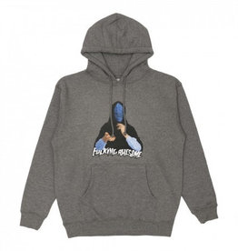 FUCKING AWESOME FA Blue Veil Hoodie Athletic Heather
