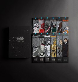 STANCE STANCE, STAR WARS, MEN, SW COLLECTION BOX, MULTI, L