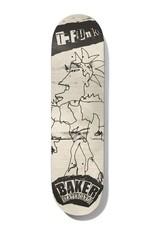 """BAKER T-FUNK Deck 8.25"""""""