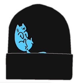 LEON KARSSEN LEON KARSSEN FLOATER BEANIE Winter / 100% Acrylic with Embroidery
