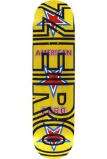 ZERO ZERO MASHUP BLACK/YELLOW/AMERICAN 8.0