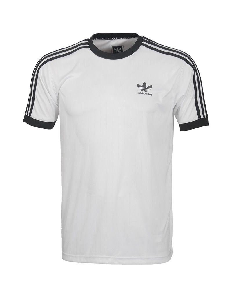 ADIDAS CLIMA CLUB JERS WHITE/BLACK
