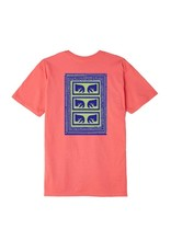 OBEY FLASHBACK CORAL