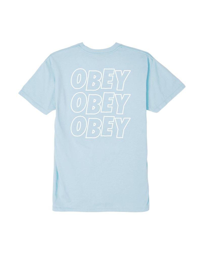 OBEY JUMBLE LO - FI POWDER BLUE