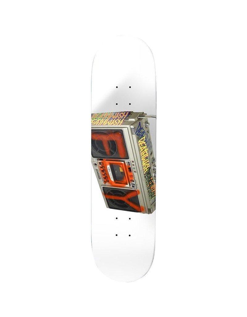 "DEATHWISH Jamie Foy Foyska Beats Skateboard Deck - 8.25"""