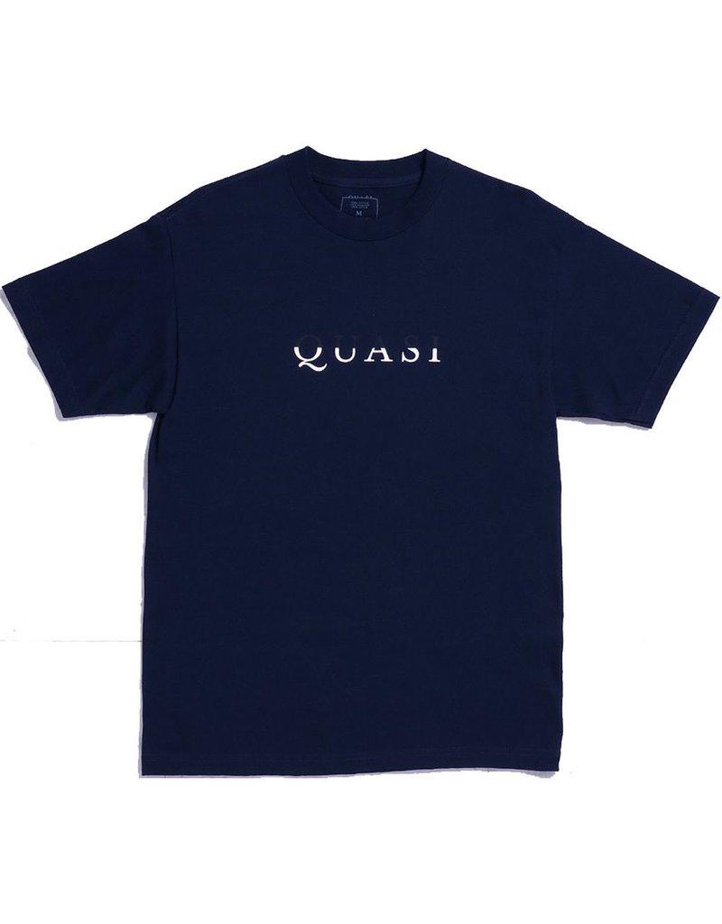 QUASI QUASI Wordmark TSHIRT