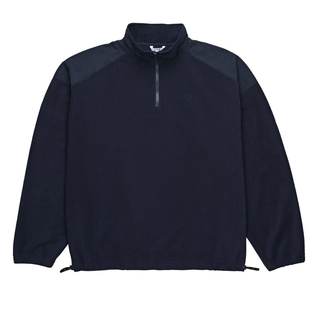 POLAR POLAR LIGHTWEIGHT FLEECE PULLOVER