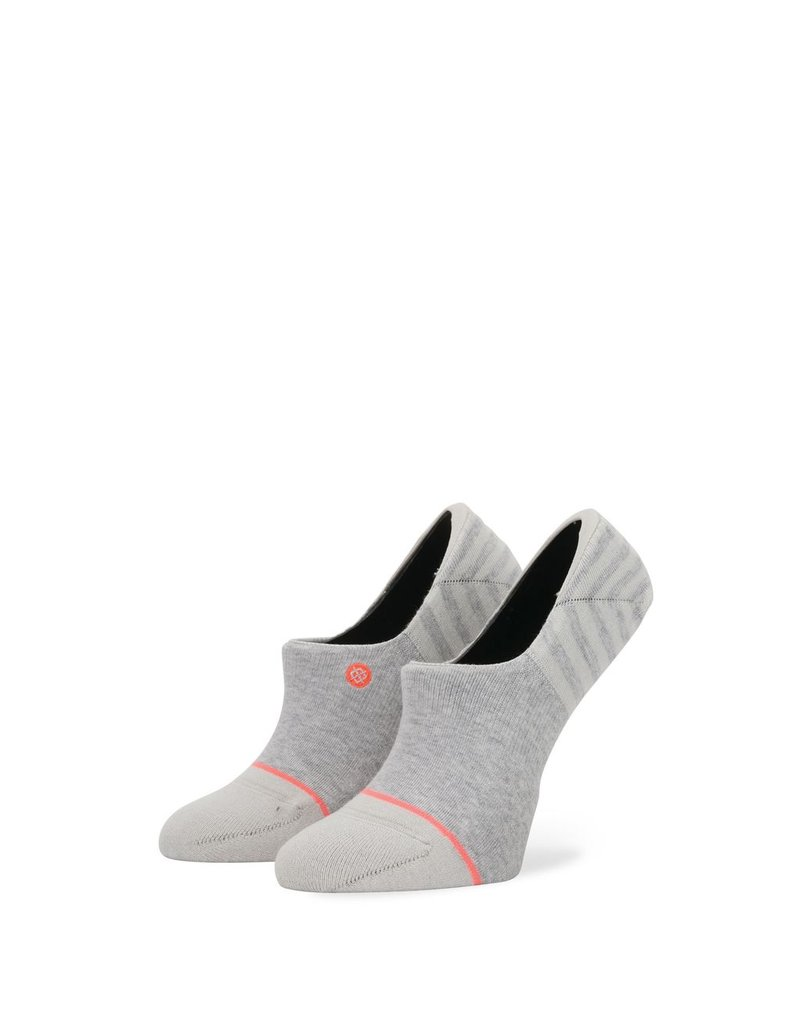 STANCE STANCE, WOMEN, UNCOMMON SUPER INVISIBLE, GREY, M