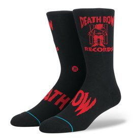 STANCE STANCE, MEN, DEATH ROW, BLACK, L