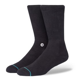 STANCE STANCE, MEN, ICON, BLACK/WHITE, L