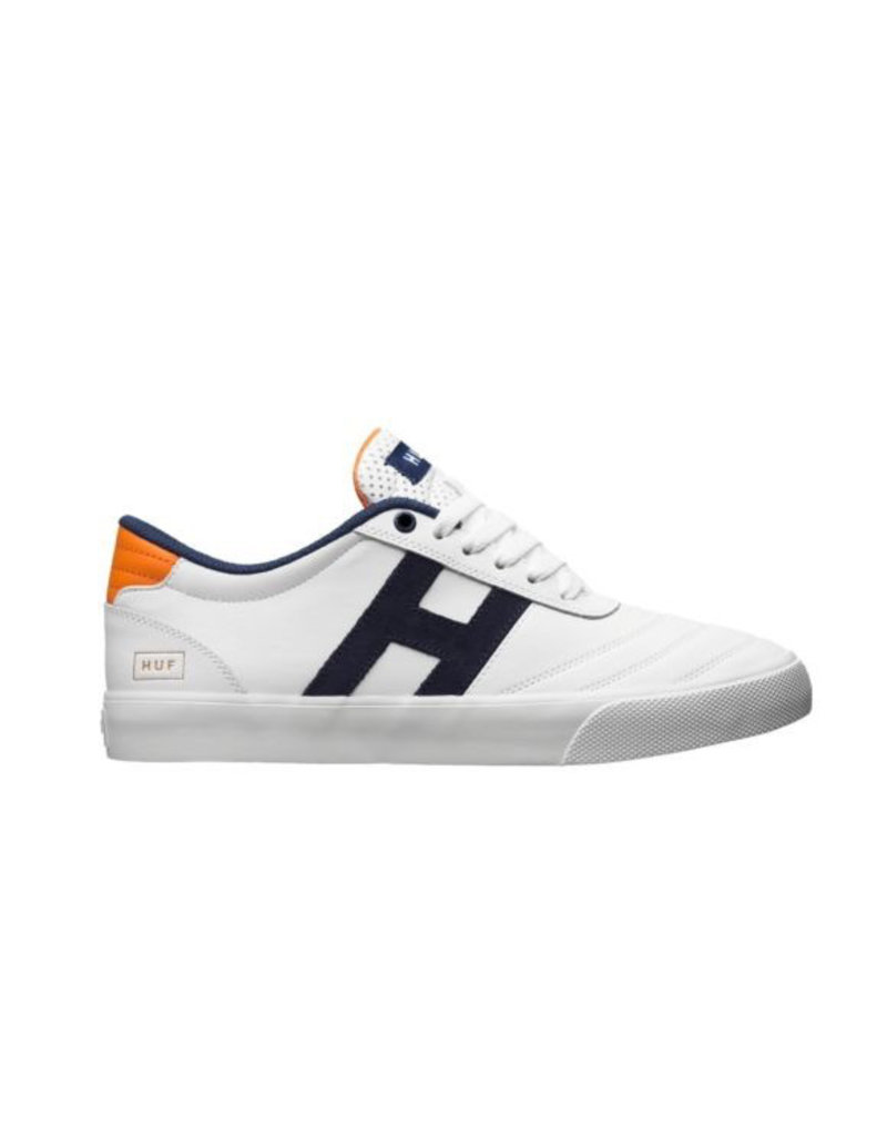 HUF HUF, GALAXY, WHITE/ORANGE/NAVY
