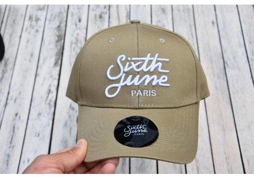 Sixth June SIXTH JUNE CAP BEIGE