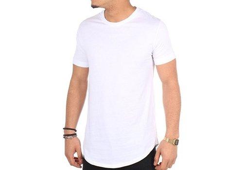 VIP-clothing OVERSIZED T-SHIRT VIP-CLOTHING WHITE