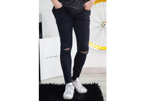 Sixth June SIXTH JUNE JEANS DESTROYED BLACK