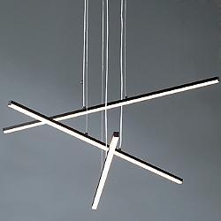 Led Pendelarmatuur 120cm, 36w met 3960 lumen - Groothandelinled.nl