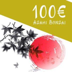 Bonsai Gutschein 100€