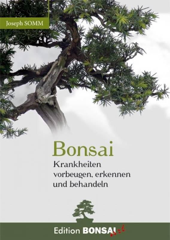 Joseph Somm: Bonsaikrankheiten vorbeugen, erkennen und behandeln