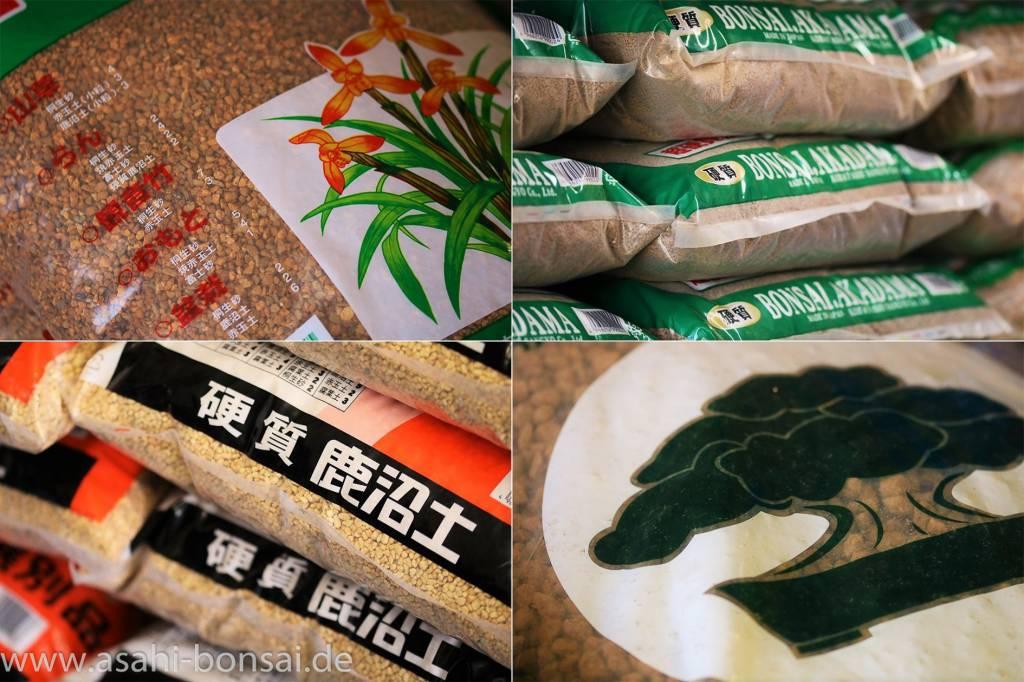 hochwertige bonsai erde asahi bonsai. Black Bedroom Furniture Sets. Home Design Ideas