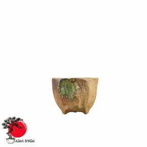Bonsaischale (rund) 8,8x8,8x6,7cm