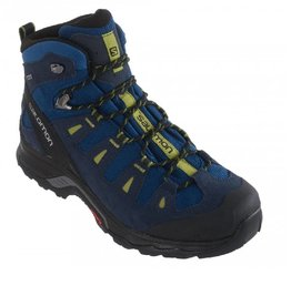 Salomon Quest Prime GTX Blauw