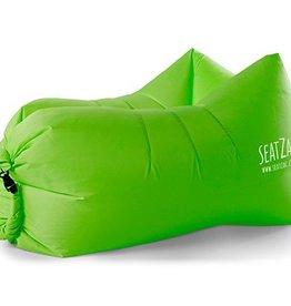 Seatzac Seatzac opblaasbare stoel groen