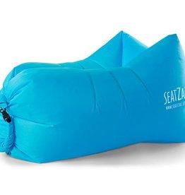 Seatzac Seatzac opblaasbare stoel blauw