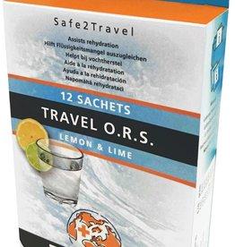 Travelsafe Reis O.R.S. met Stevia 12 stuks