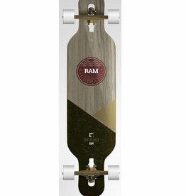 Ram Kihei Longboard groen