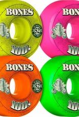 Bones 100's $ wheel assorted