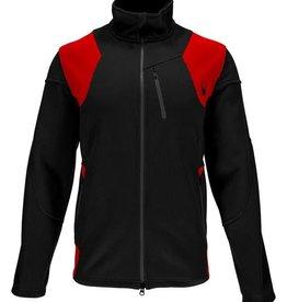 Spyder Legend 3L Mid WT Stryke Jacket Red Black