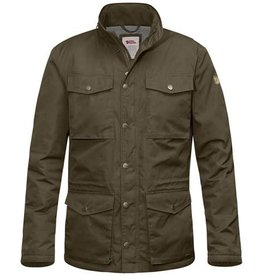 Fjall Raven Räven winter jacket Khaki