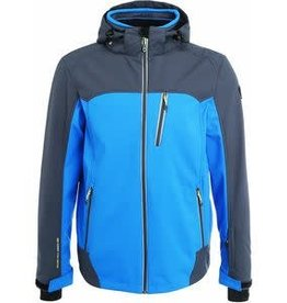 Killtec Avidan Shoft Shell Jas Blauw