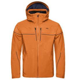 Kjus Boval Men Jacket Orange