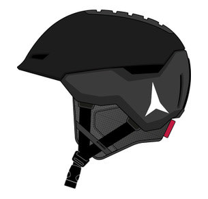 Atomic Revent Helm Black