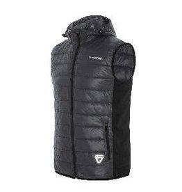 Viking Bart Vest Grey