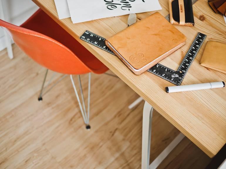 Kleuren & trends op kantoor voor de herfst
