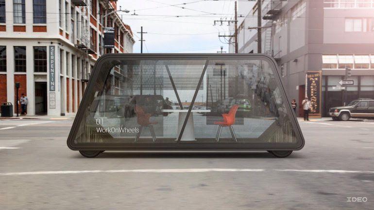 Jouw volgende werkplek: een kantoor op wielen?